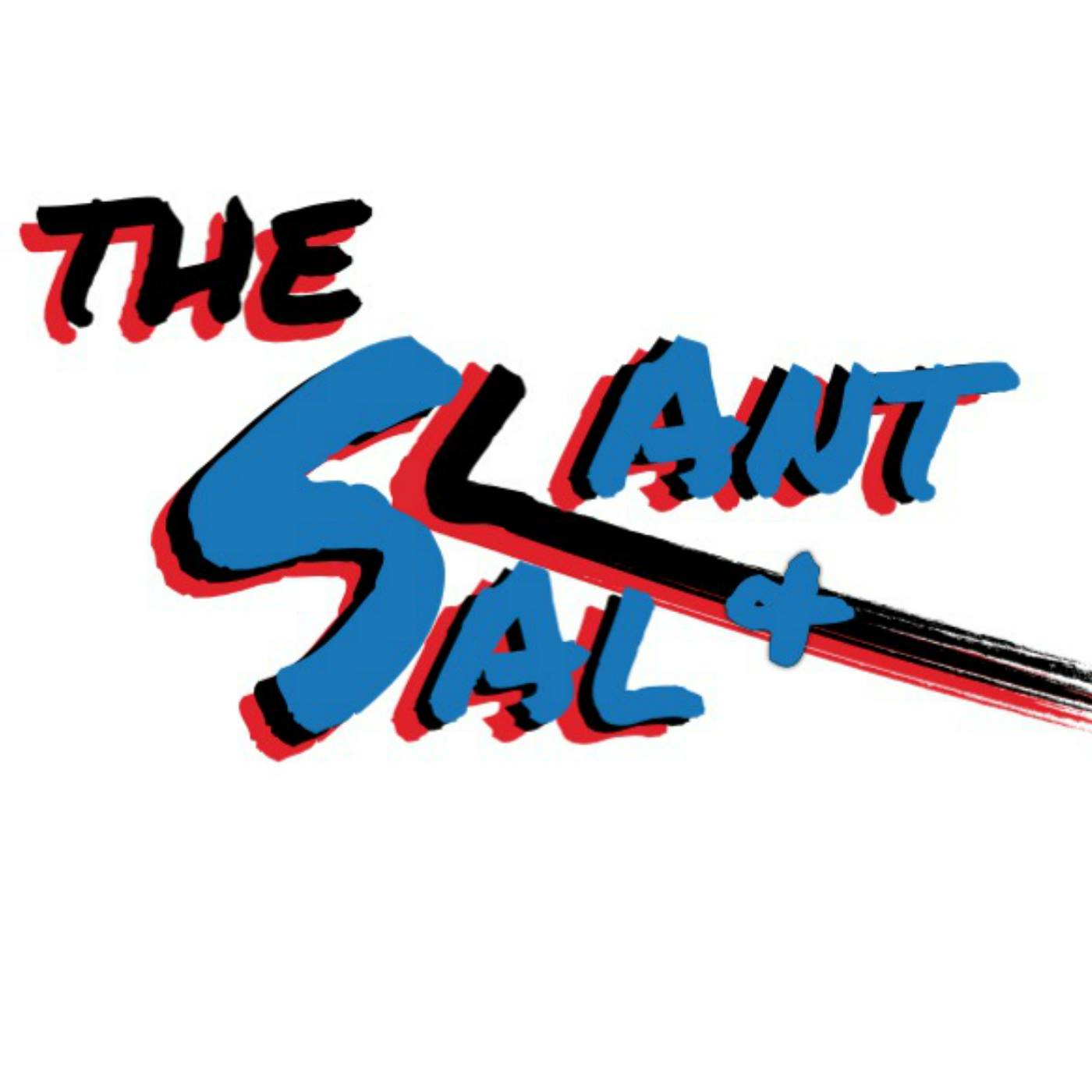 Artwork for Half a Slant #1