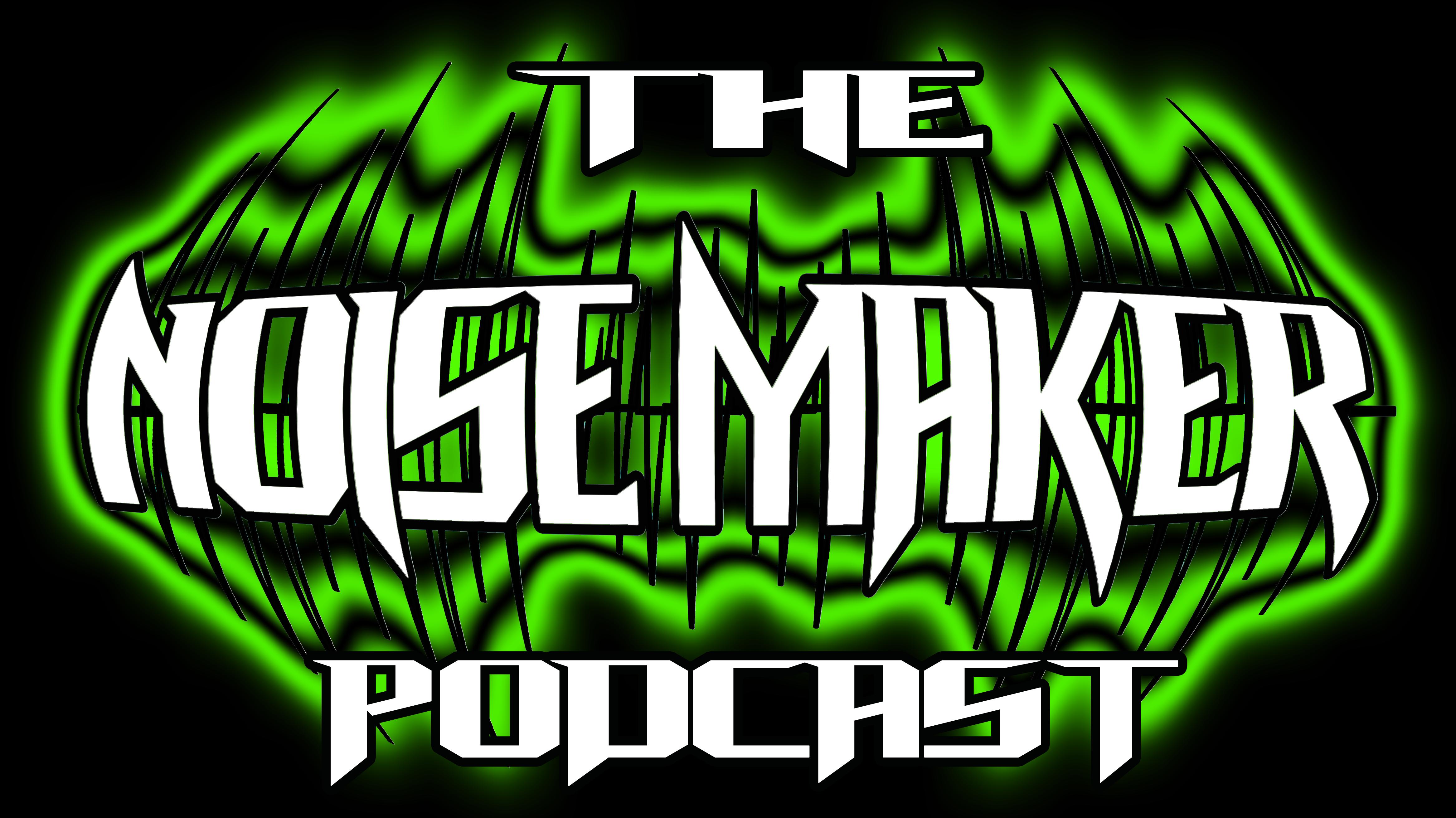 The Noisemaker Podcast show art