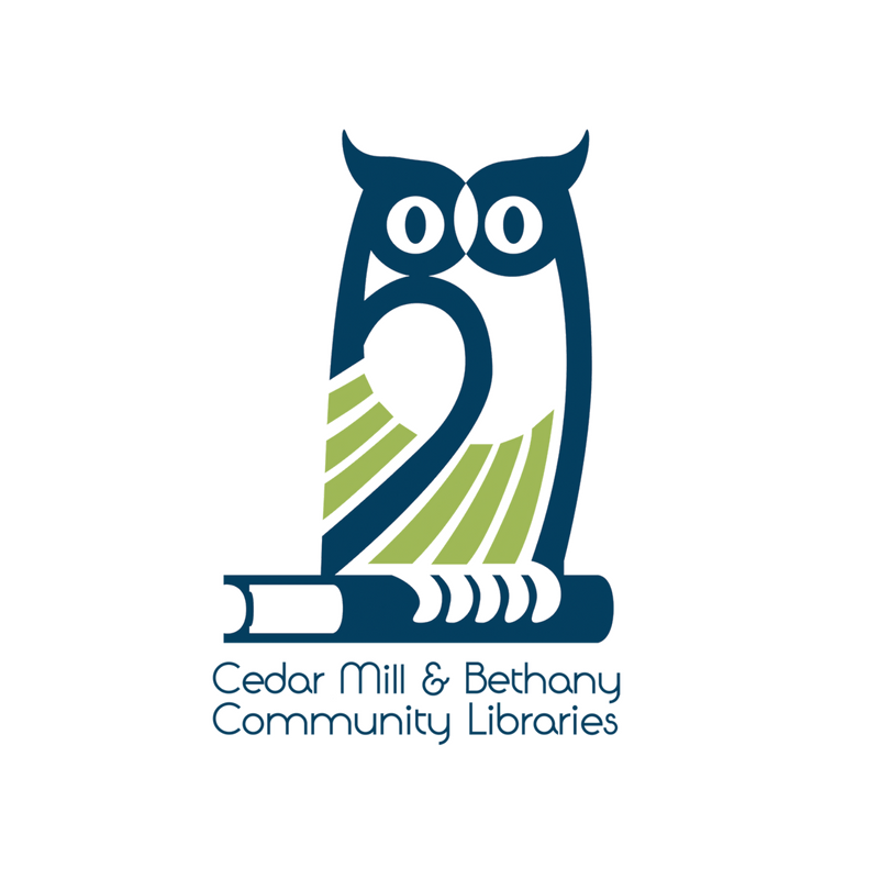 Cedar Mill & Bethany Libraries Podcasts show art
