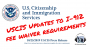 Artwork for USCIS Updates Fee Waiver Requirements