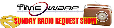 Sunday Time Warp Radio 1 Hour Request Show (116)