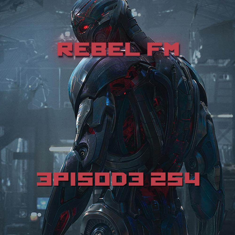Rebel FM Episode 254 - 05/01/2015