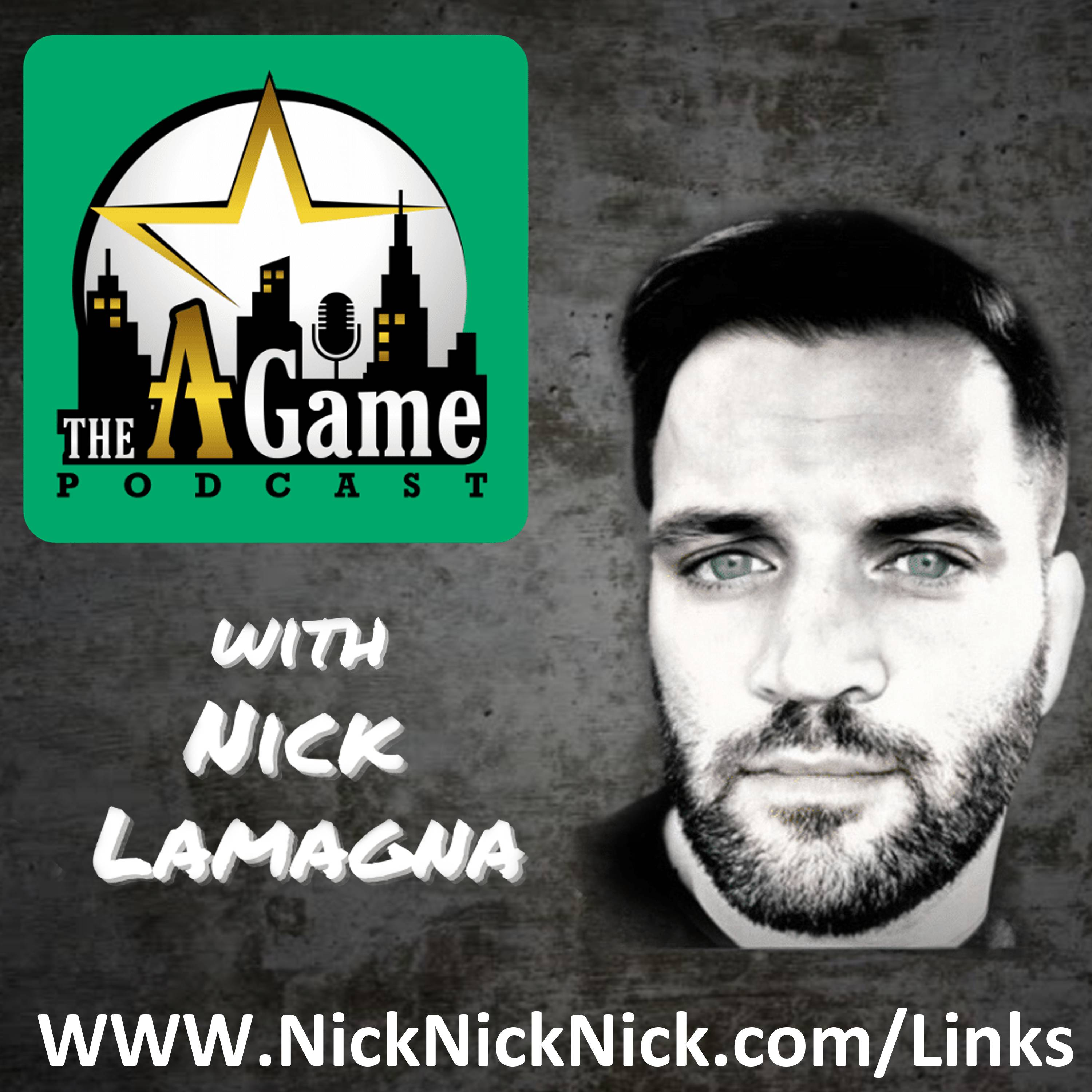 The A Game Podcast: Real Estate Investing For Entrepreneurs show art