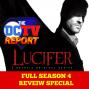 Artwork for DC TV Report for Lucifer season 4