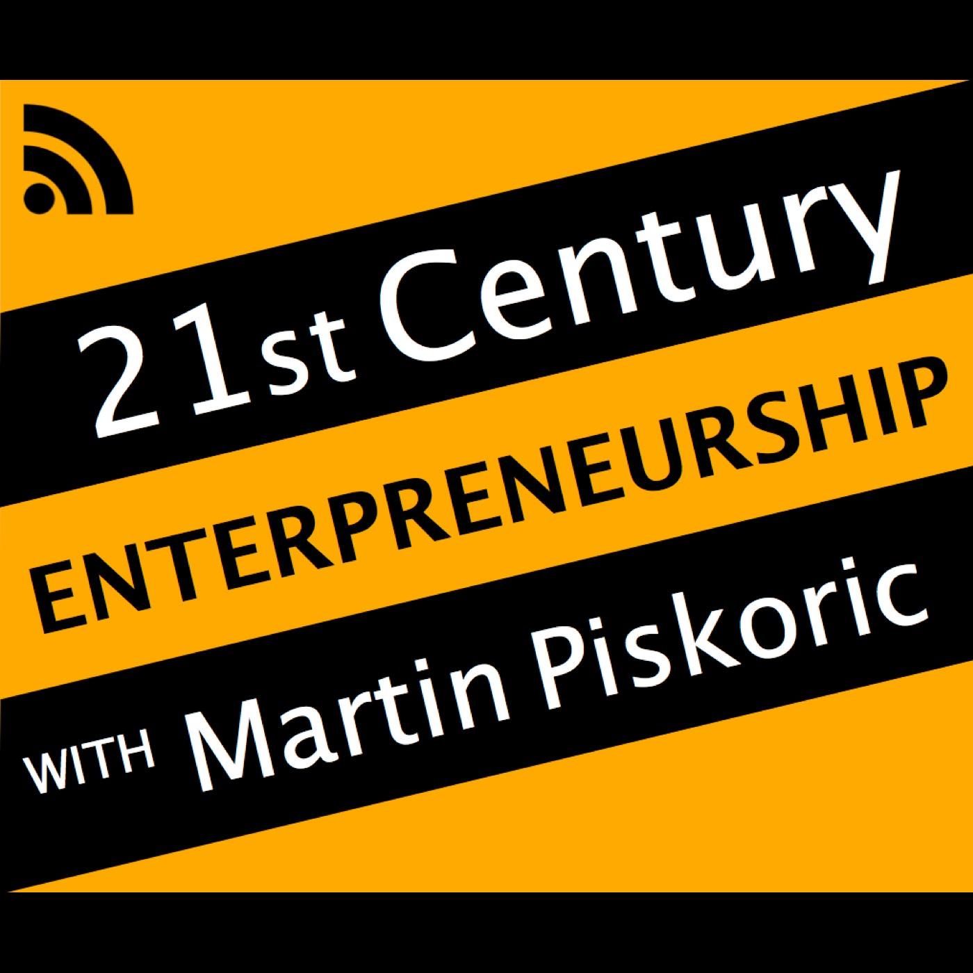 21st Century Entrepreneurship show art