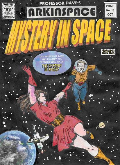 Mystery in Space Episode Two