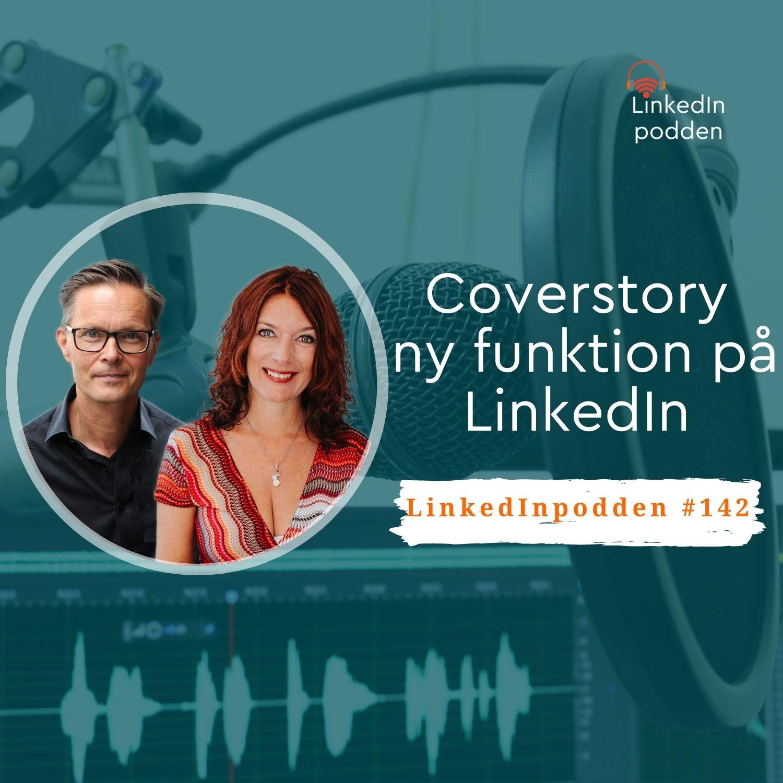 142 Coverstory - Ny funktion på LinkedIn