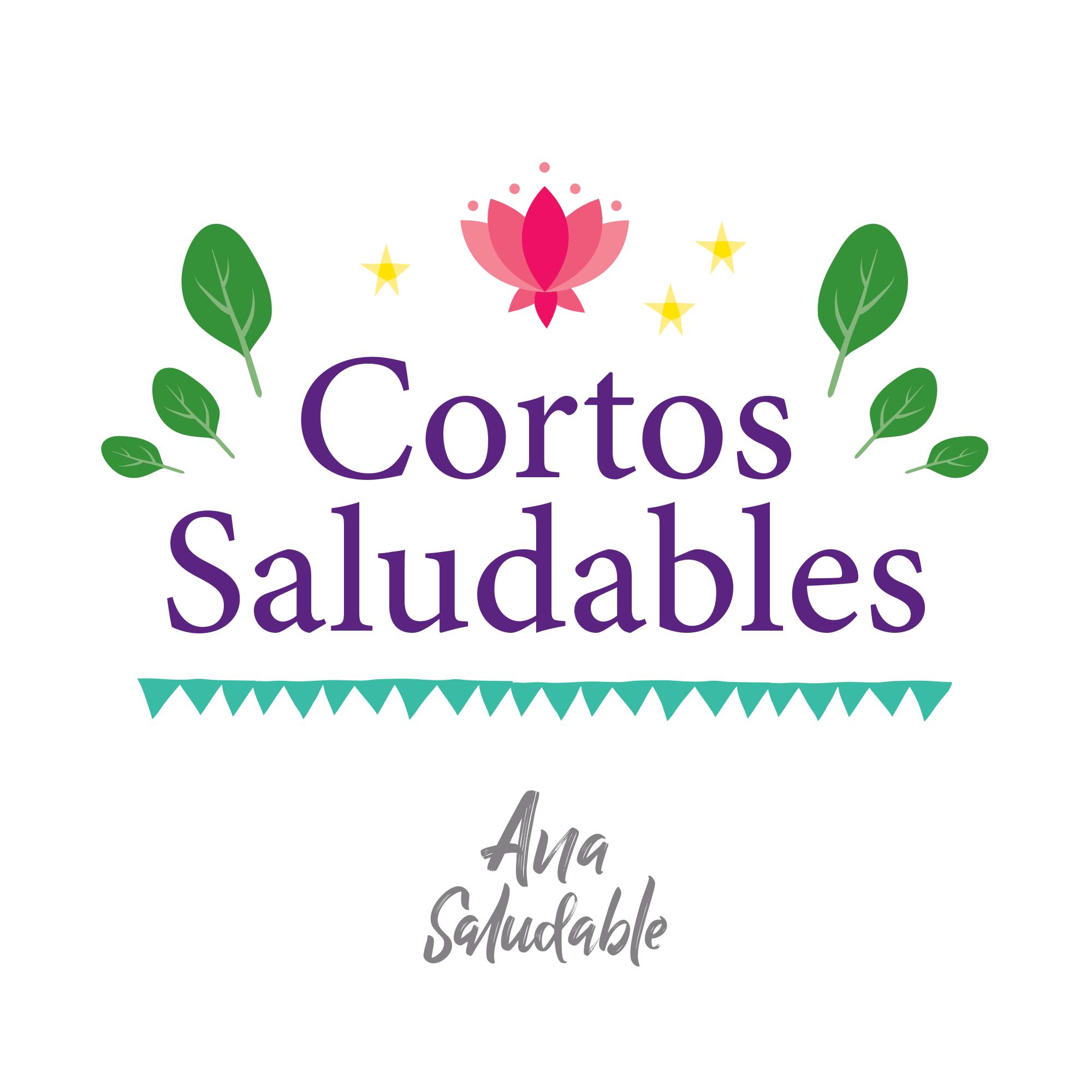 Los cortos saludables de Ana Saludable show art