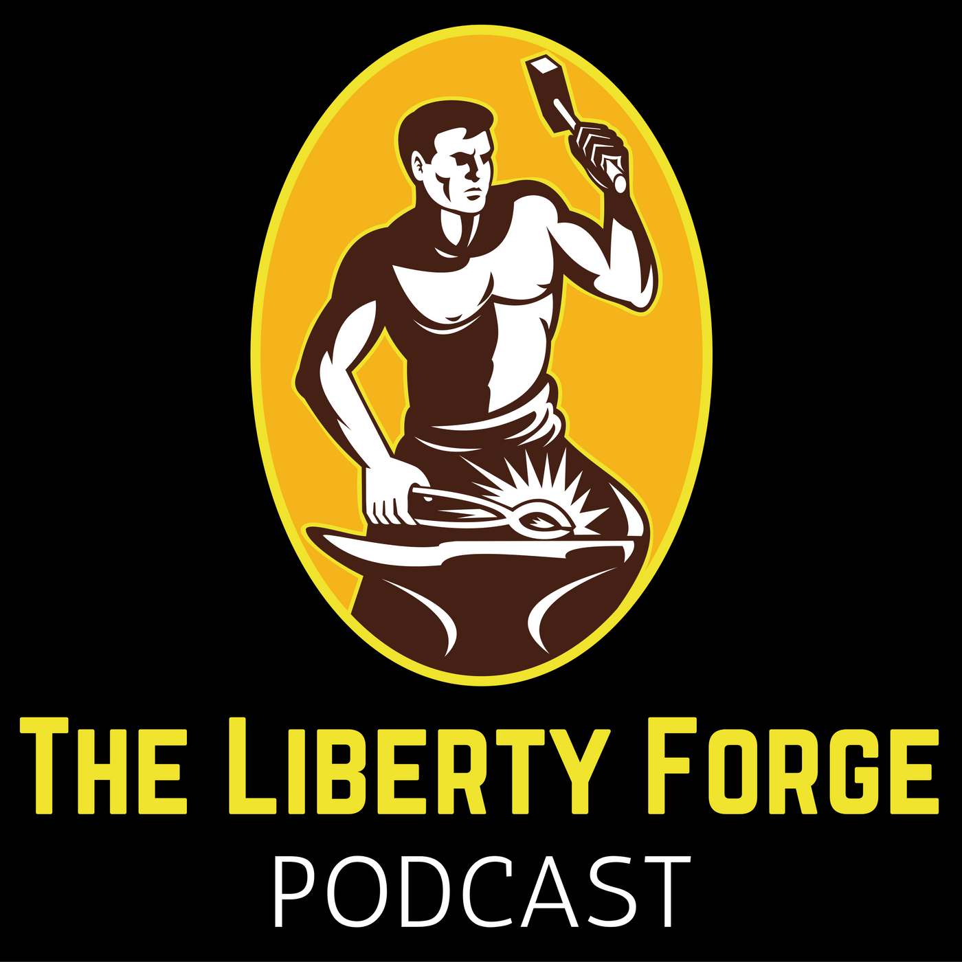 The Liberty Forge show art