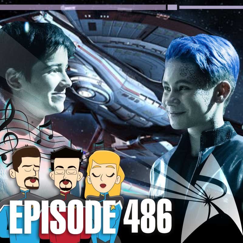 486 - Gray, Discounts, and QoL Improvements | Priority One: A Roddenberry Star Trek Podcast