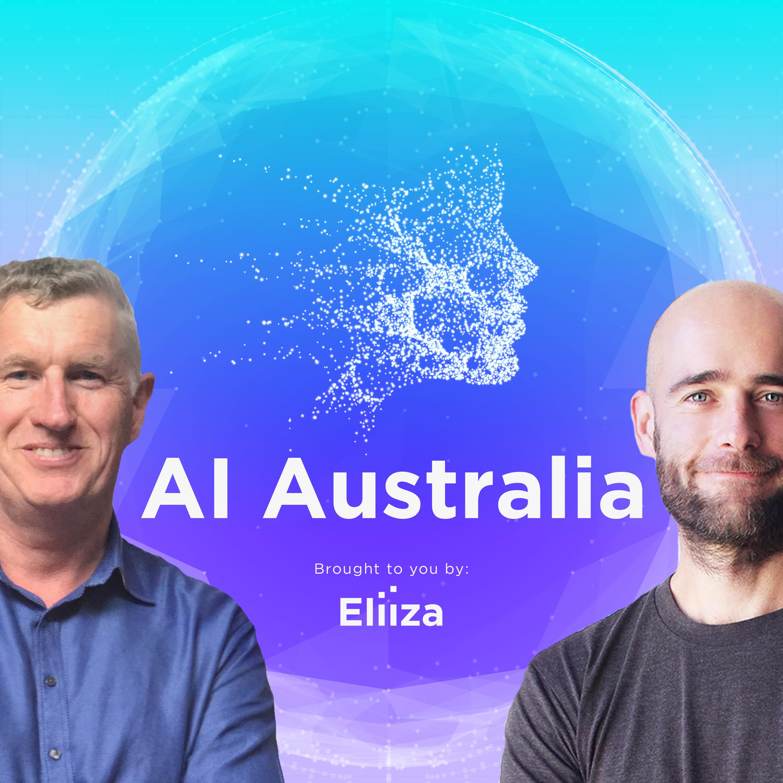 AI Australia show art