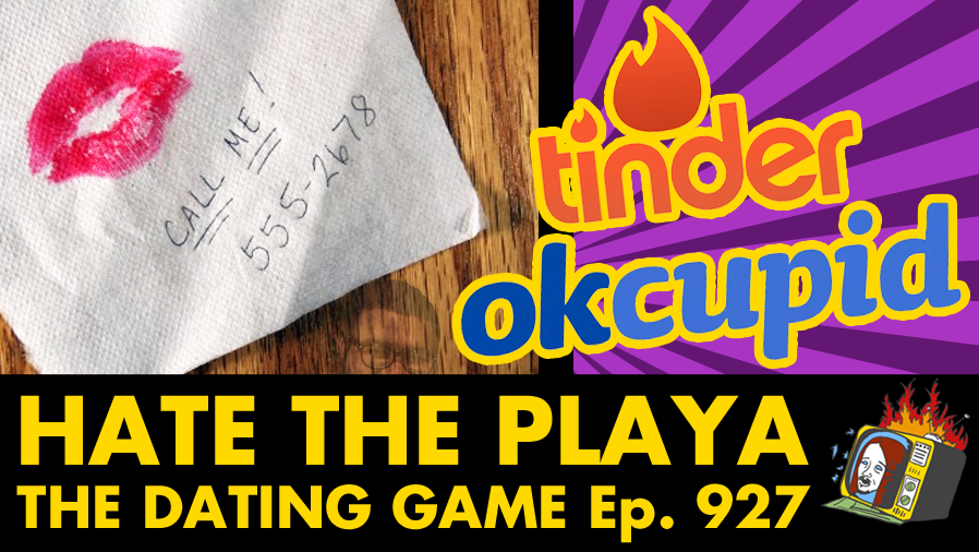 The Dating Game - Ep. 927 (TINDER, OKCUPID, ONLINE DATING, PICKUP ARTIST)