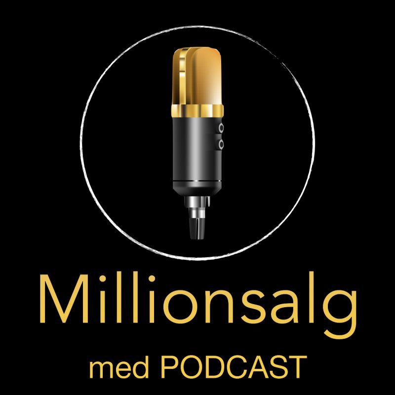 Millionsalg med podcast