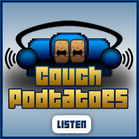 Couch Podtatoes Episode 99: Retro