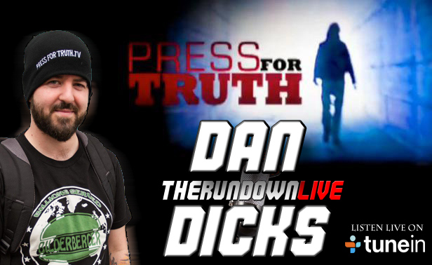 The Rundown Live #360 Dan Dicks (Live on the Scene of #OttawaShooting)