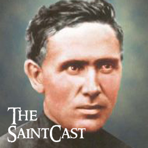 SaintCast #116, Fr. Damien to be canonized, ROMCAL and Ken Bath, St. Gabriel and the fish, audio feedback +1.312.235.2278