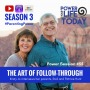 """Artwork for Power Session #55: """"The Art of Follow-Through"""" with my Parents"""