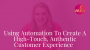 Artwork for Episode 98: Using Automation To Create A High-Touch, Authentic Customer Experience