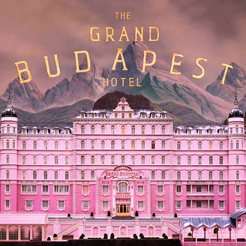 245: The Grand Budapest Hotel
