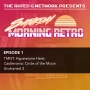 Artwork for Saturday Morning Retro Episode 1 - TMNT: Hyperstone Heist, Castlevania: Circle of the Moon and Uncharted 3