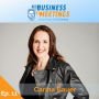 Artwork for 11: Creating Leadership Opportunities for Women Within the Events Industry with Carina Bauer