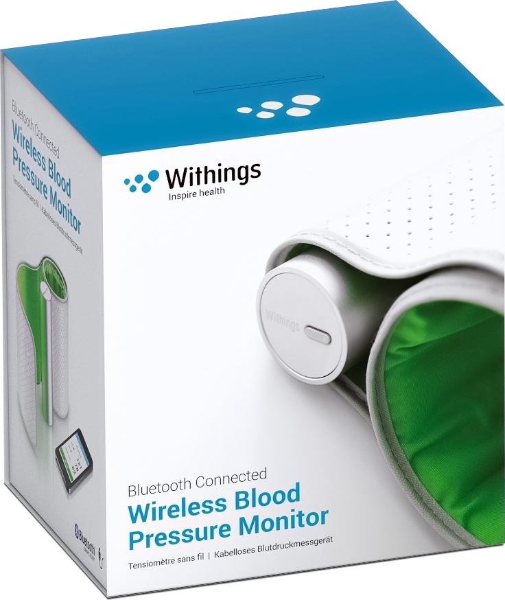 Withings BP Monitor