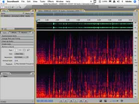 Fix that annoying pop or cell phone distortion in SoundBooth CS3