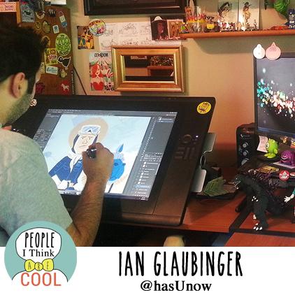 Ep. 15 Ian Glaubinger