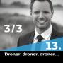 Artwork for 13 - Droner, droner droner 3/3