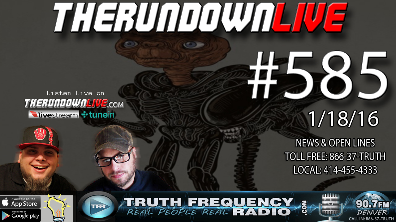 The Rundown Live #585 (Superbowl,Cocaine,Gas Prices,Cow with Human Milk)