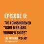 "Artwork for The Longshoremen - ""Wooden Ships and Iron Men"""