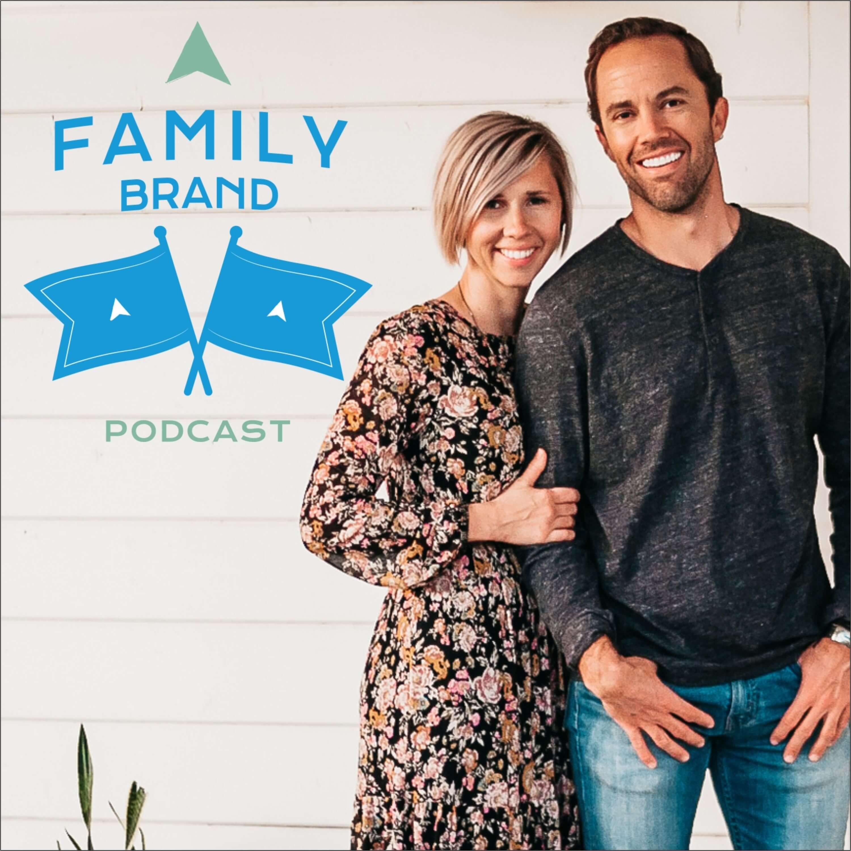Family Brand show art