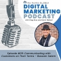 Artwork for Episode #09: Communicating with Customers on Their Terms - Bassam Salem