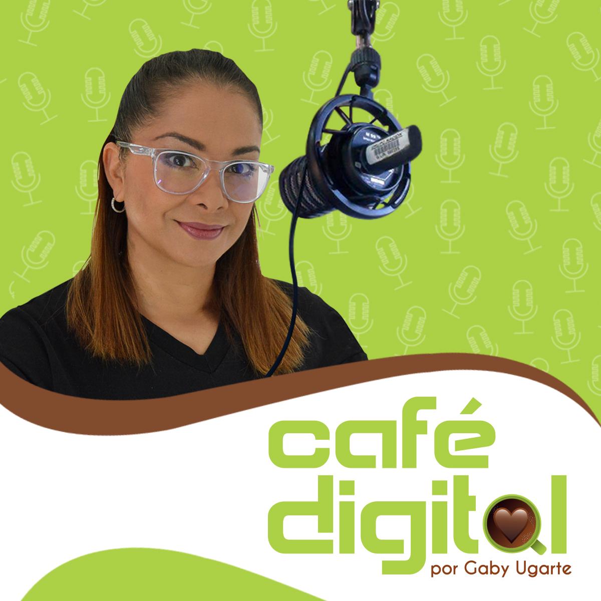 Café Digital | Podcast de marketing digital y negocios online show art