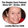 Artwork for The Skeptic Zone #427 - 25.December.2016