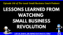 Artwork for Lessons Learned from Watching Small Business Revolution
