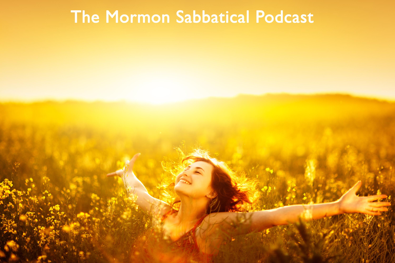 mormonsabbatical's podcast show art