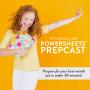 Artwork for PowerSheets® Prep August 2020