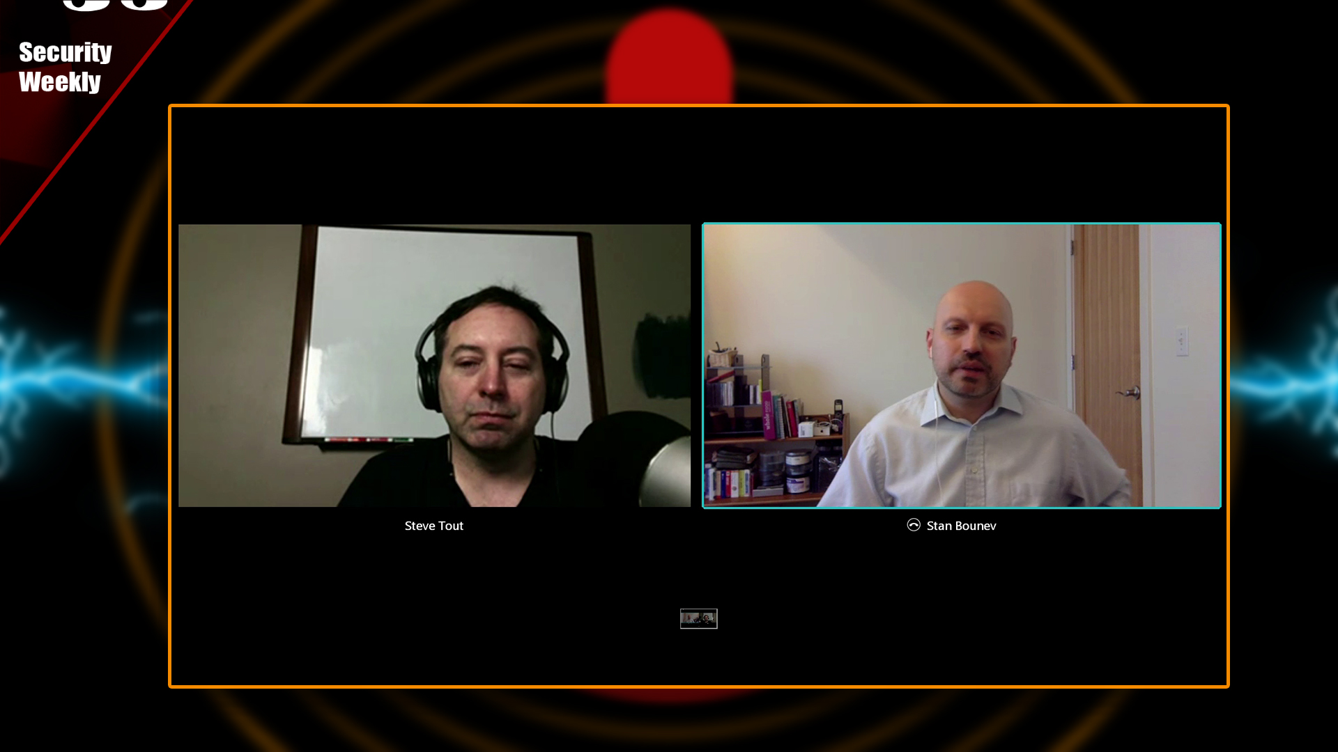 Artwork for Startup Security Weekly #30 - It's All Good