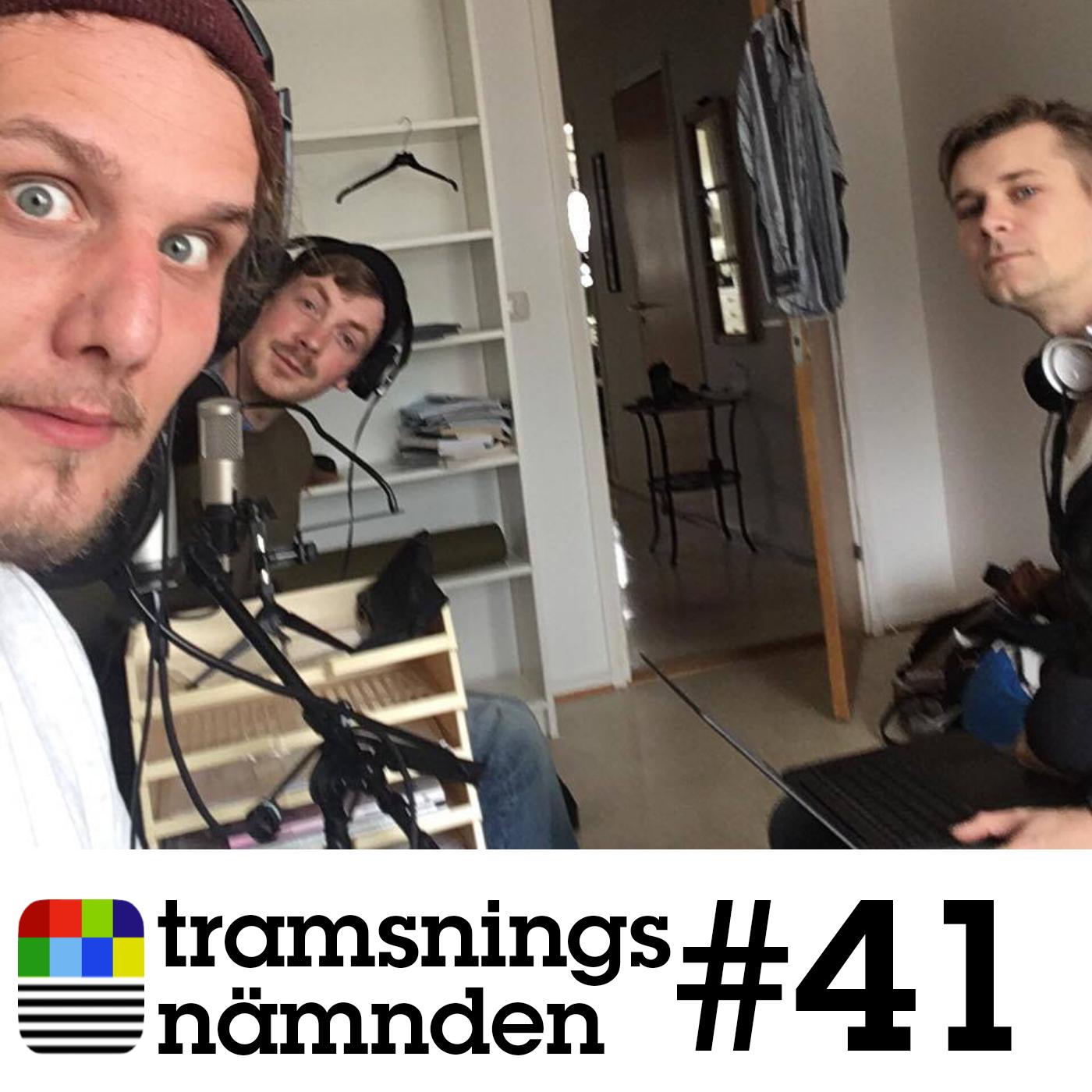 #41: I Nordstan använder de kundvagn