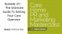 Artwork for The Ultimate Guide To Selling Your Care Operator