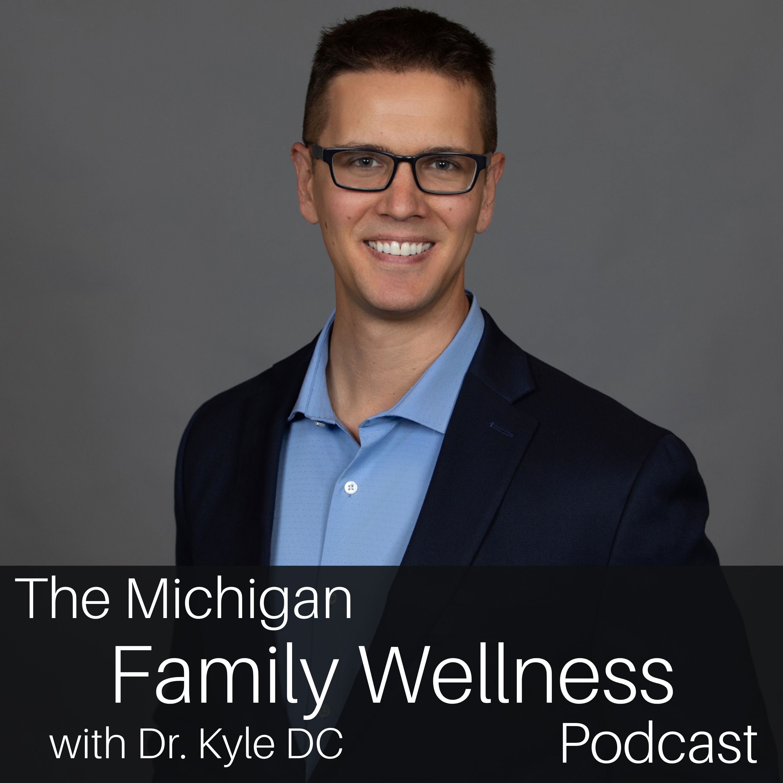 Michigan Family Wellness show art