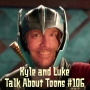 Artwork for Kyle and Luke Talk About Toons #106: CGB-Arthur