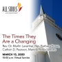 Artwork for 'THE TIMES THEY ARE A CHANGING' - Virtual Service