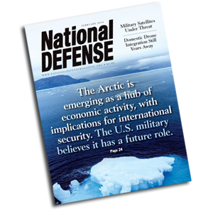 Artwork for The United States' Growing Interest in the Arctic - February 2014