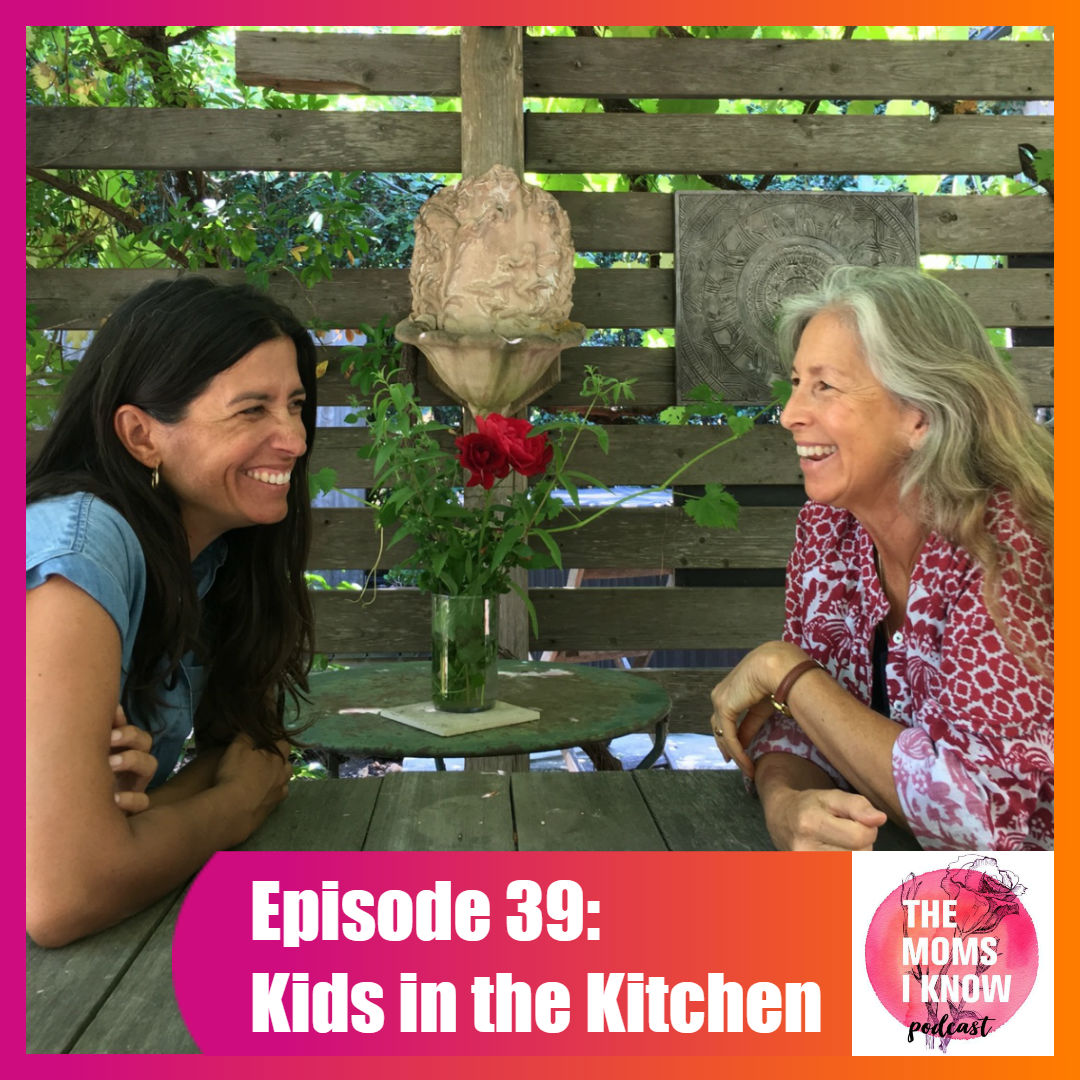 Artwork for Episode 039: Kids in the Kitchen