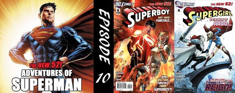 10 Superboy Supergirl 5