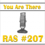 Artwork for RAS #207 - You Are There