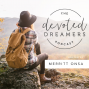 Artwork for 105 || Because Your Dream Increases Your Intimacy with God || Krista Hengesh