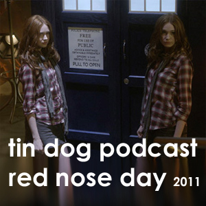 TDP 167: Space and Time (for Red Nose Day 2011)